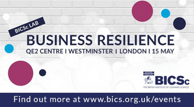 Advert: https://www.bics.org.uk/events/bicsc-lab-business-resilience-56493096372/?utm_source=Cleanzine&utm_medium=Digital%20advert&utm_campaign=BICSc%20Lab%20advert