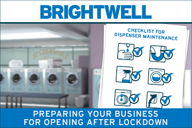 Advert: https://www.brightwell.co.uk/news/checklist-dispenser-maintenance