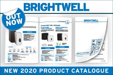 Advert: https://www.brightwell.co.uk/news/our-2020-catalogue-is-out-now?utm_source=advert&utm_medium=email&utm_campaign=cleanzine