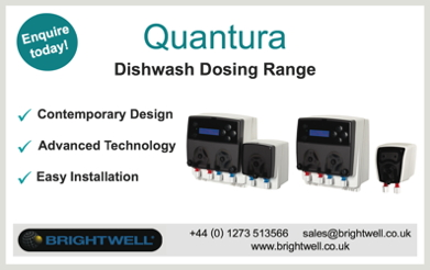Advert: http://www.brightwell.co.uk/dishwash