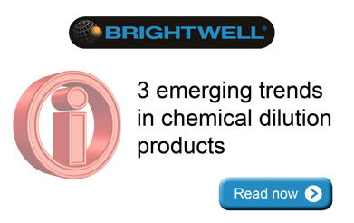 Advert: http://www.brightwell.co.uk/news/3-emerging-trends-in-chemical-dilution