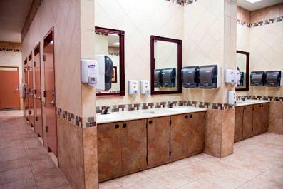 Buc-ee's New unfels bathroom is America's best - The Cleanzine on gas station bathroom design, retail bathroom design, sauna bathroom design, swimming pool bathroom design, office bathroom design, beach bathroom design, casino bathroom design, church bathroom design, restaurant bathroom design, gym bathroom design, hospital bathroom design, school bathroom design, jacuzzi bathroom design, hotel bathroom design, nursery bathroom design, salon bathroom design, laundry bathroom design, funeral home bathroom design, spa bathroom design, golf course bathroom design,