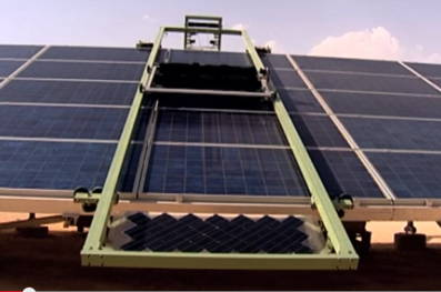 Ecoppia S E4 Water Free Solar Panel Cleaning Robots Now