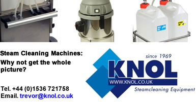 Advert: http://www.knol.co.uk