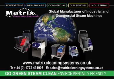Advert: http://www.matrixcleaningsystems.co.uk/