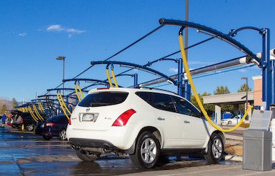 National Carwash Solutions partners with Vacutech Vacuum Systems