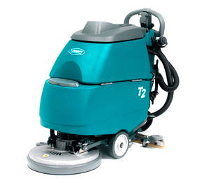 Clemas Sings The Praises Of Tennants T The Cleanzine - Small industrial floor cleaning machines