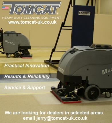 Advert: http://tomcat-uk.co.uk