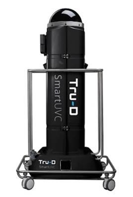 Tru D Smartuvc Germ Killing Robot Added To Hospital S