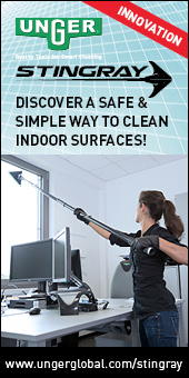 Advert: http://www.ungerglobal.com/uk/default/products/indoor-cleaning/stingray