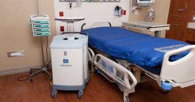 Lancaster General Hospital (US) adds Xenex's germ-zapping